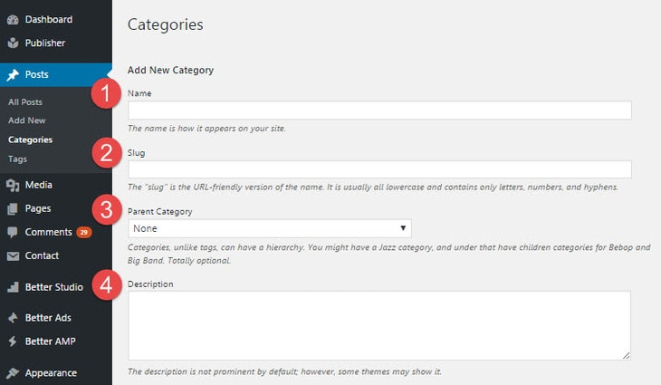New category public options
